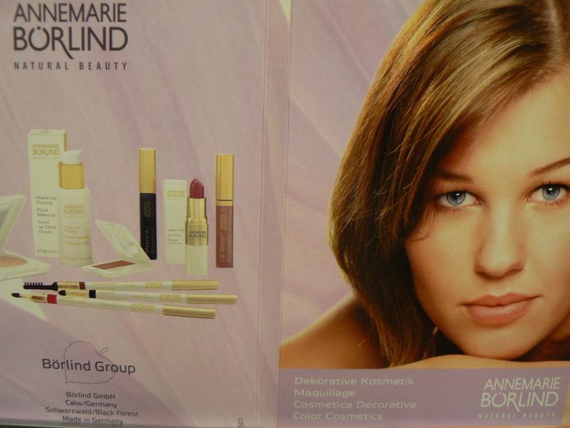 maquillage bio ANNE MARIE BORLIND - ANNE MARIE BOERLIND - MISS TERRE VERTE - Voir en grand
