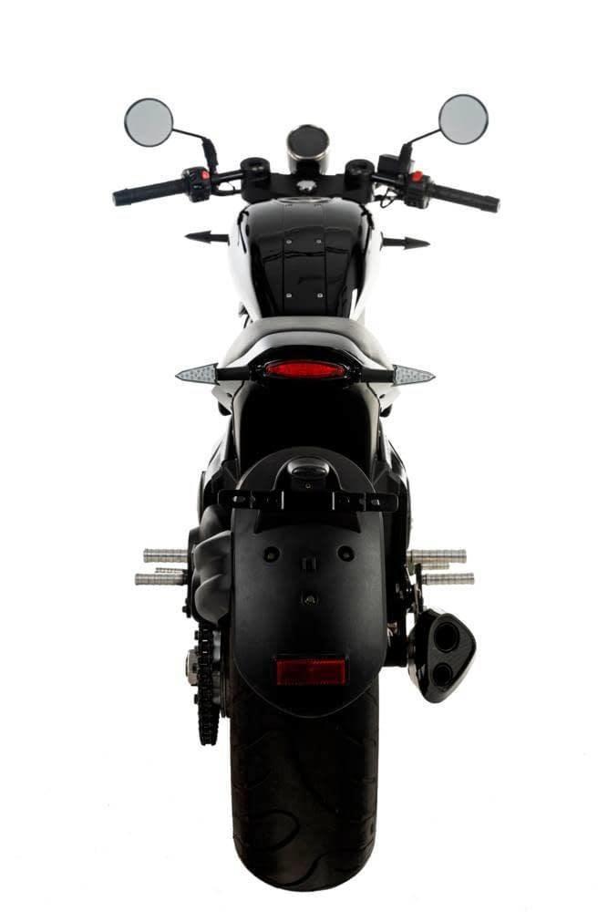 LEONART 125 PILDER ANGEL'S MOTOS DIJON CHENOVE - Voir en grand