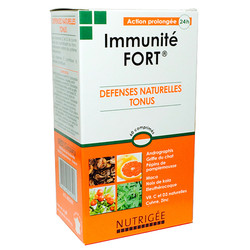IMMUNITE FORT - DEFENSES IMMUNITAIRES  - MISS TERRE VERTE - Voir en grand