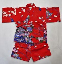 Jinbei fille SS 12-18 mois - Comptoir du Japon - Voir en grand