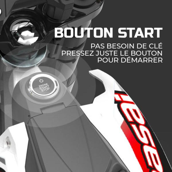 MASAI moto-vision 3000 electrique ANGEL'S MOTOS DIJON 21 - Voir en grand