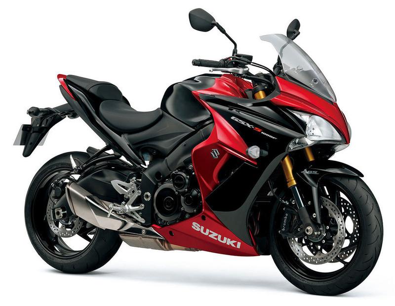 SUZUKI GSXF 1000 ANGEL'S MOTOS DIJON CHENOVE - Voir en grand