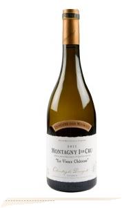 """MONTAGNY 1er Cru """"le Vieux Château"""" 2017/2018 - BOUZERON - In Vinoromane - Voir en grand"""