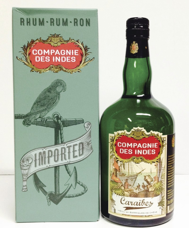 Rhum Caraïbes Whiskes & Spirits - Voir en grand