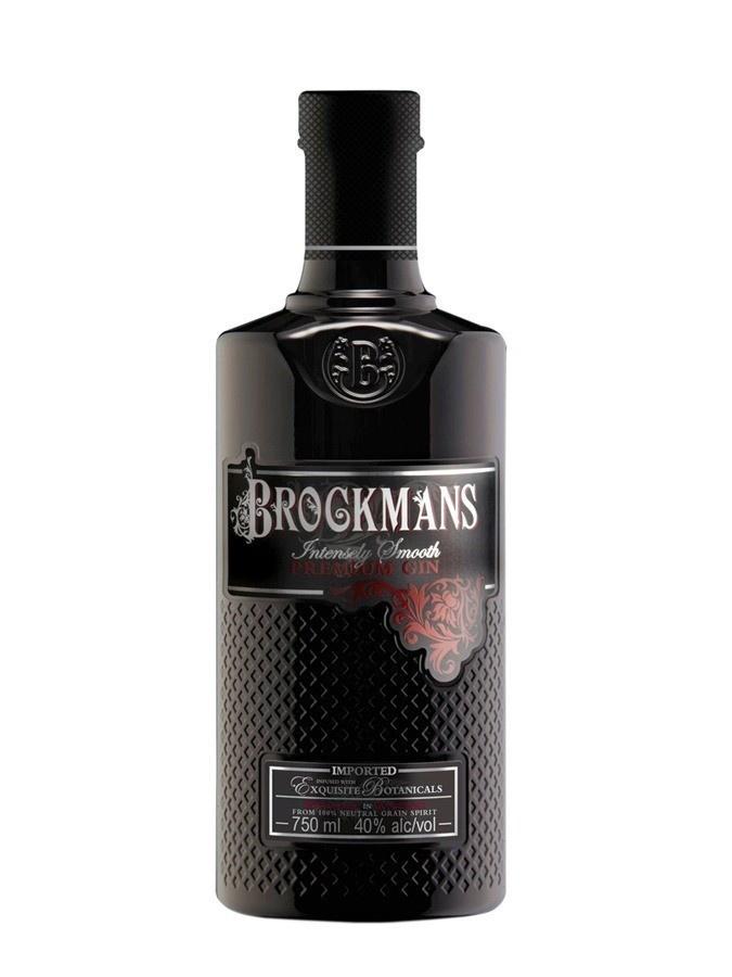 Gin Brockman's Whiskies & Spirits - Voir en grand