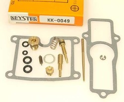 Exemple de kit carbu keyster
