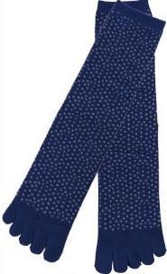 Chaussettes hommes 5 orteils, bleu - Comptoir du Japon - Voir en grand