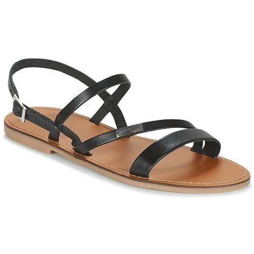 Nu-pieds Tropéziennes de M Belarbi réf Baden Noir - Nu-pieds - CHAUSSURES 7efcbf0a232e