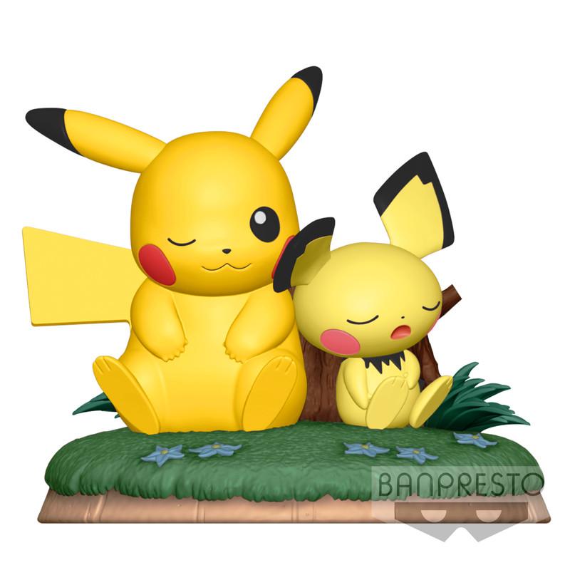 figurine pokemon pikachu pichu manga mangaland Dijon - Voir en grand