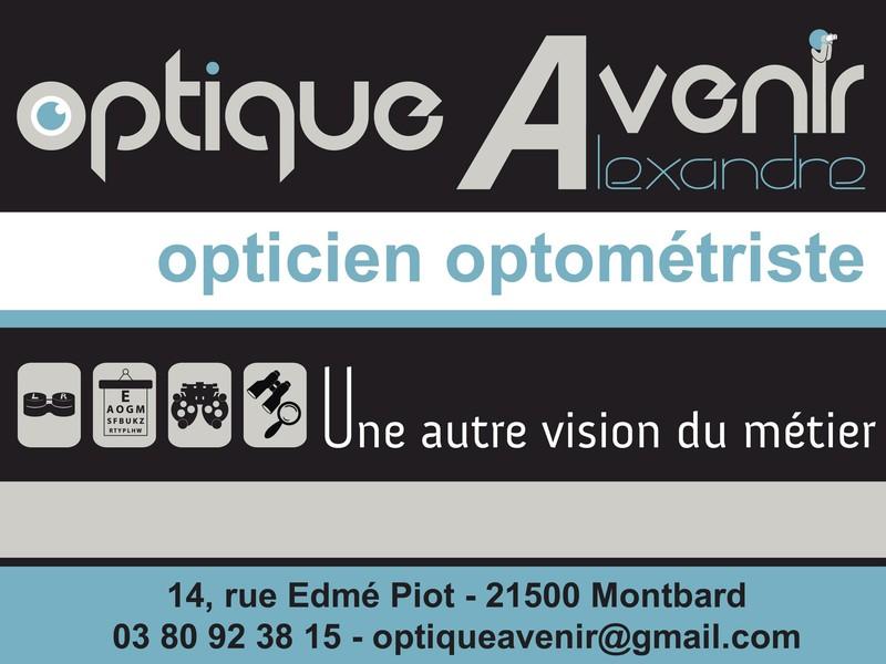 Optique Avenir - Optique - UCAM : Union Commerciale de Montbard - Voir en grand