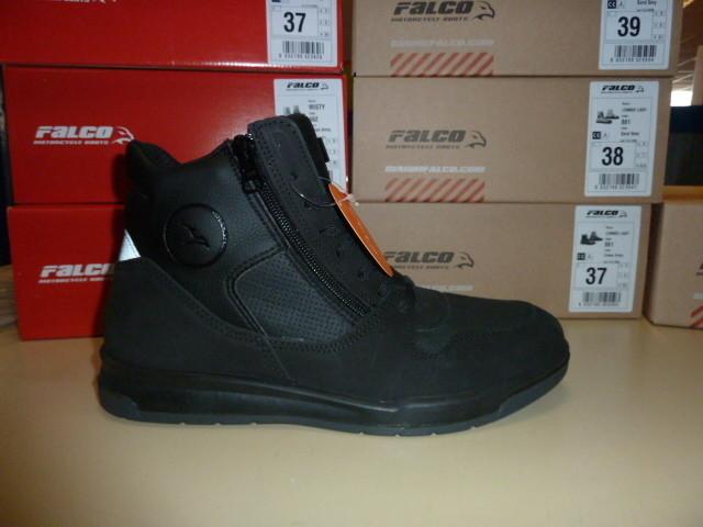 Basket chaussure botte FALCO ANGEL'S MOTOS DIJON CHENOVE - Voir en grand