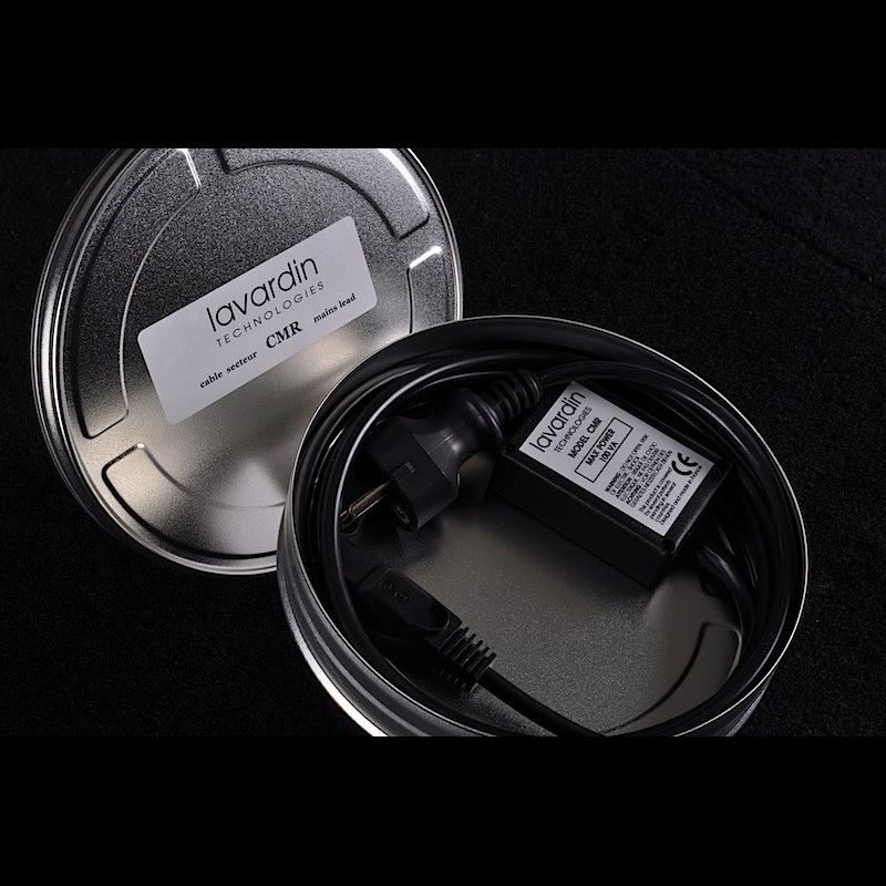 Cable secteur Lavardin CMR 250 - Câbles - Symphonie - Voir en grand