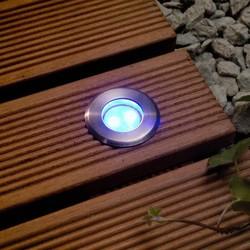 garden light - ASTRUM BLEU