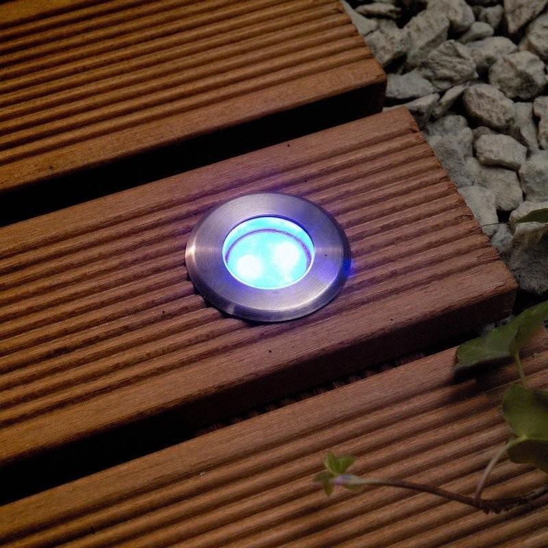 garden light - ASTRUM BLEU - Voir en grand