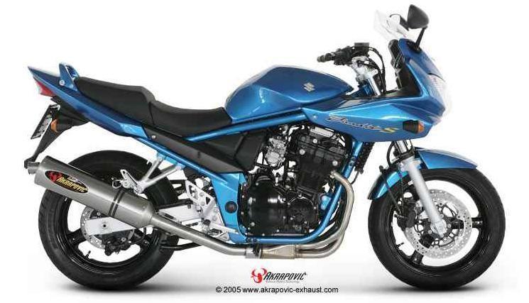 Pots d'échappement pour Suzuki - Echappements pour Suzuki - MOTO KRISTEN - Voir en grand