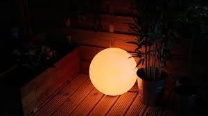 GARDEN LIGHTS - ECLAIRAGE ROUND - Voir en grand