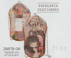 INDIA 28878-08 ANEKKE - SACS ANEKKE - Maroquinerie Diot Sellier - Voir en grand