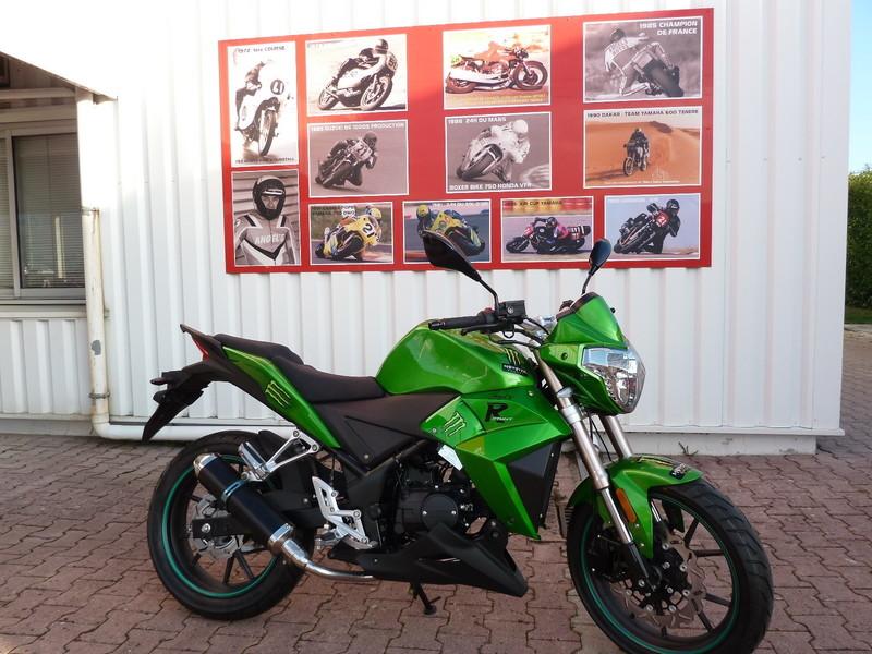 MAGPOWER 50 R-stunt ANGEL'S MOTOS ANGEL'S MOTOS Dijon Chenove  - Voir en grand