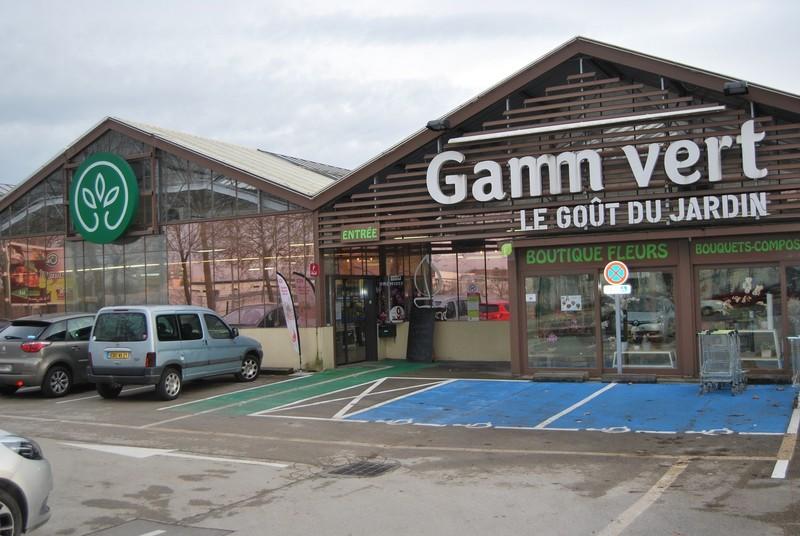 GAMM VERT (Quetigny) - Dijonnais - PREFERENCE COMMERCE Côte-d'Or - Voir en grand