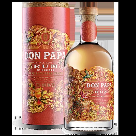Don Papa Sevillana Whiskies & Spirits - Voir en grand