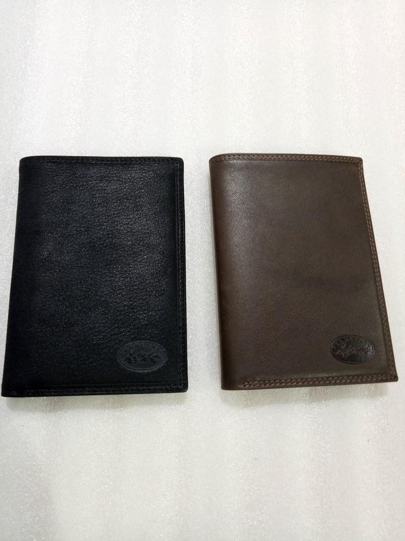 Portefeuille européen Francinel cuir 12 x 9 cm - Voir en grand