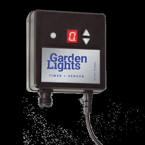 GARDEN LIGHTS - capteur crépusculaire - Voir en grand