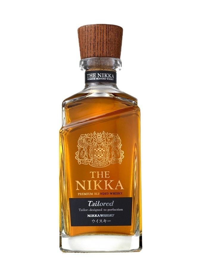 Nikka Tailored Whiskies & Spirits - Voir en grand