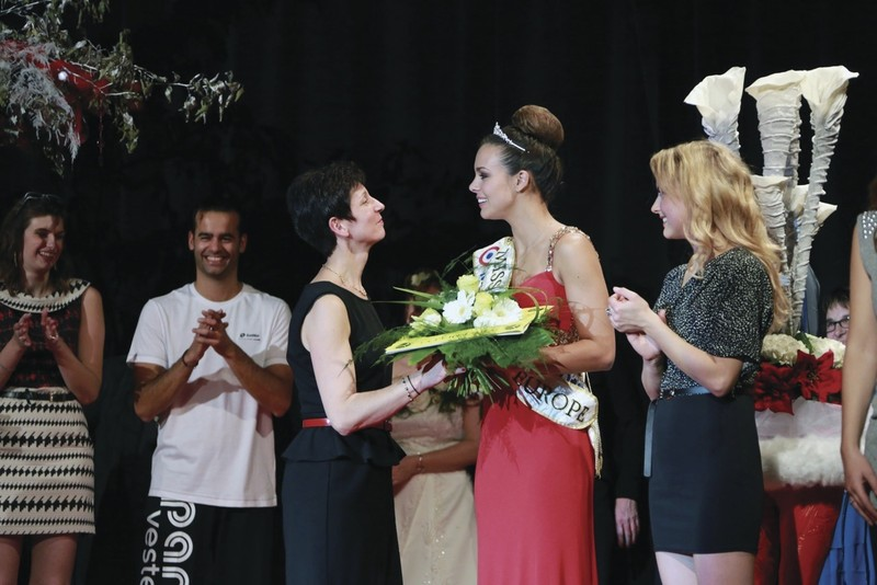 Remerciement Miss France - Voir en grand