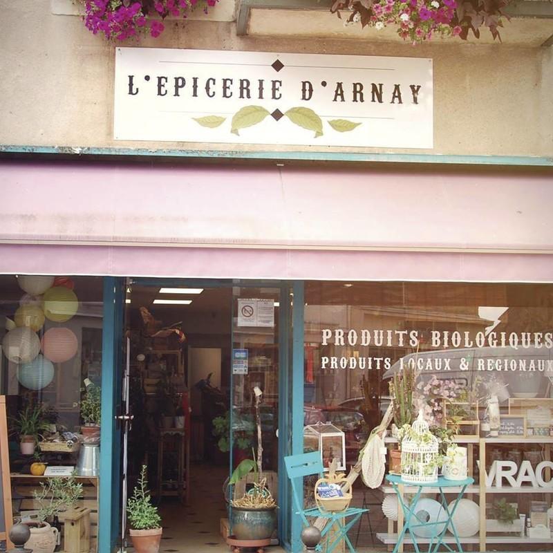 EPICERIE D'ARNAY - Pays Beaunois - PREFERENCE COMMERCE Côte-d'Or - Voir en grand
