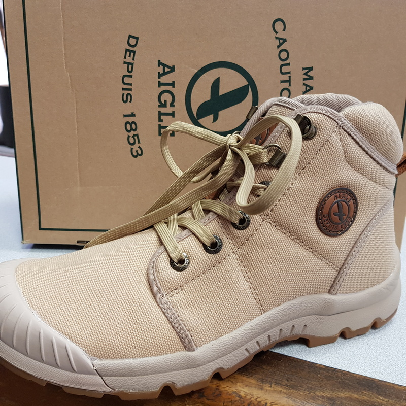 Chaussures de randonnée AIGLE - Voir en grand