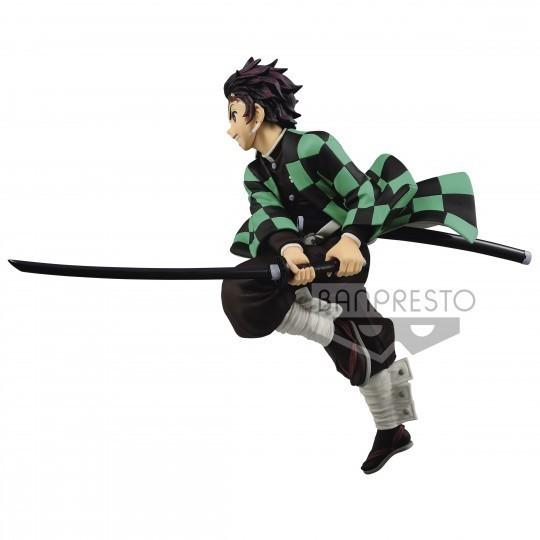 Tanjiro kamado figurine demon slayer manga mangaland Dijon - Voir en grand