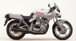SUZUKI KATANA 1981 ANGEL'S MOTOS DIJON CHENOVE