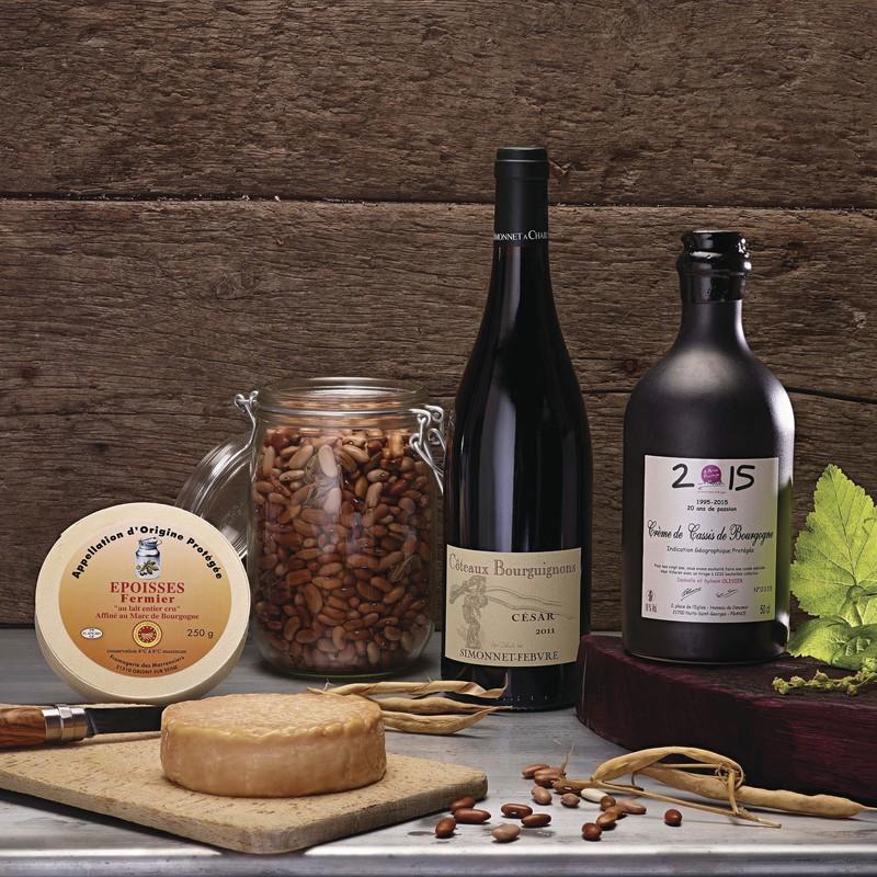 Arche du Goût SlowFood Cassis de Bourgogne IGP Ferme Fruirouge - Voir en grand
