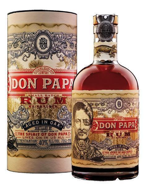 Don Papa Whiskies & Spirits - Voir en grand