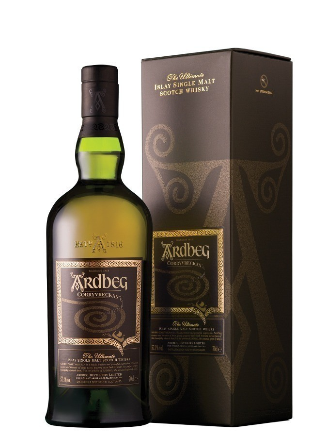 Ardbeg corrywreckan Whiskies & Spirits - Voir en grand
