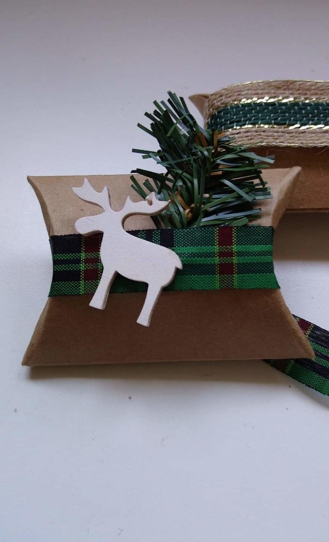 Boîte cadeau 'Cerf des Bois' - Noël - La Grèce Gourmande - Voir en grand