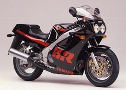 YAMAHA FZ 750 FZR 1000 ANGEL'S MOTOS DIJON CHENOVE - Voir en grand