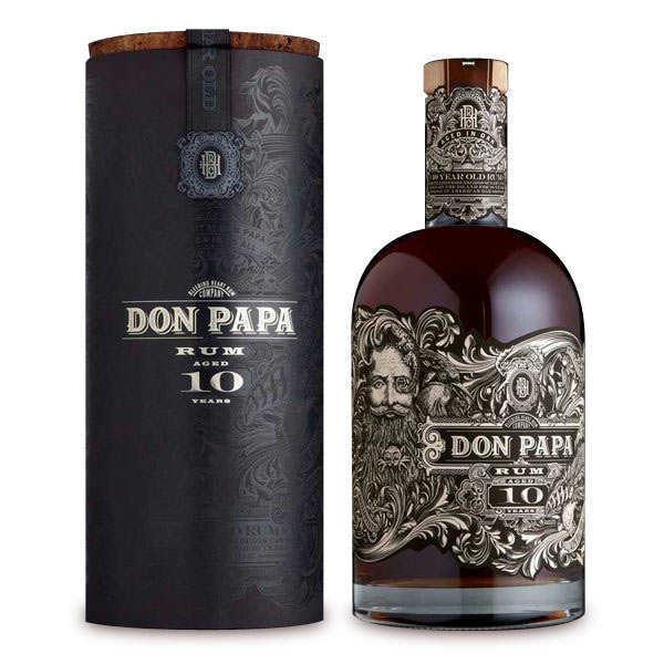 Don papa 10 ans Whiskies & Spirits - Voir en grand
