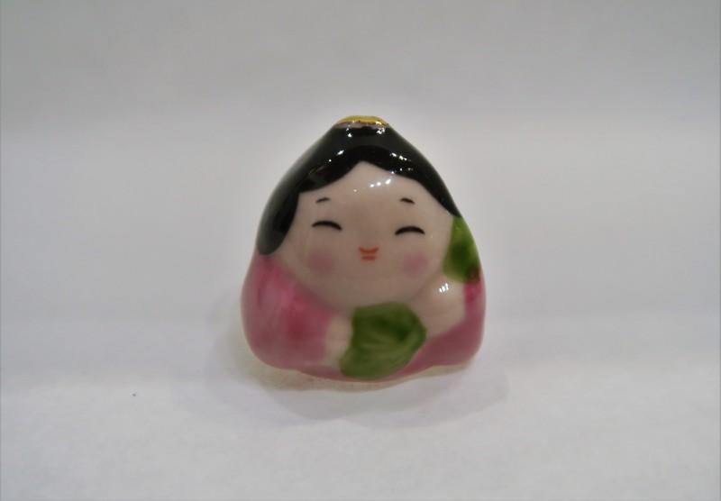 Mini 7 divinités du bonheur - Benten - Comptoir du Japon - Voir en grand
