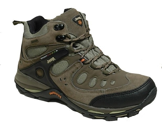 Chaussures randonnée BAUDOU Kazac - Voir en grand