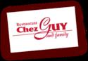 Restaurant CHEZ GUY - LE CLOS BERTIN