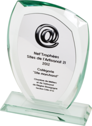SPOT LITERIE Lauréat du NET TROPHEE de l'Artisanat