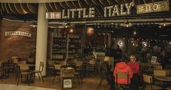 LITTLE ITALY de Toison d'Or