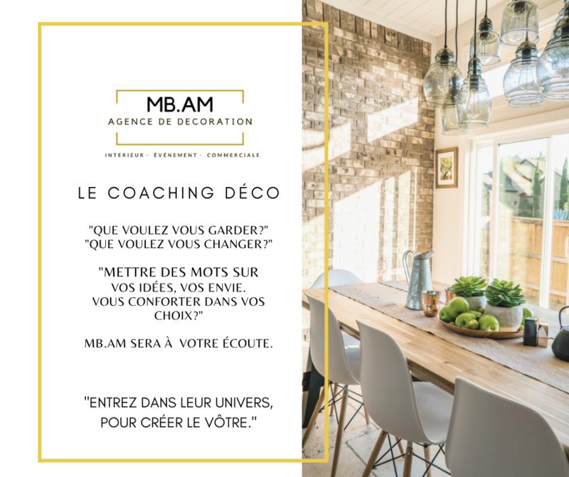 Coaching Déco MB.AM - Pour particulier - Coaching Déco - MB.AM Décoration & Evenementiel - Voir en grand