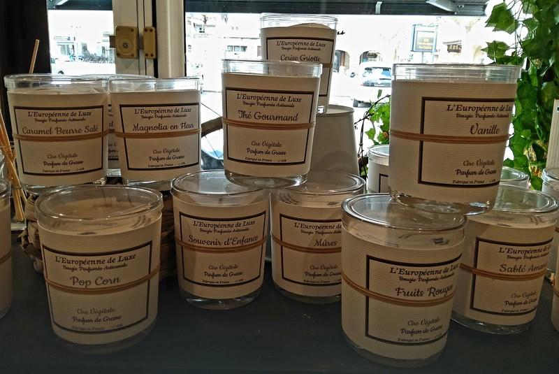 Bougies parfumées - Bougies - L'ATELIER FLORAL - Voir en grand