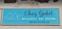 CHEZ GODOT - Restaurant -  Epicerie - Lieu de vie
