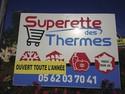 SUPERETTE DES THERMES
