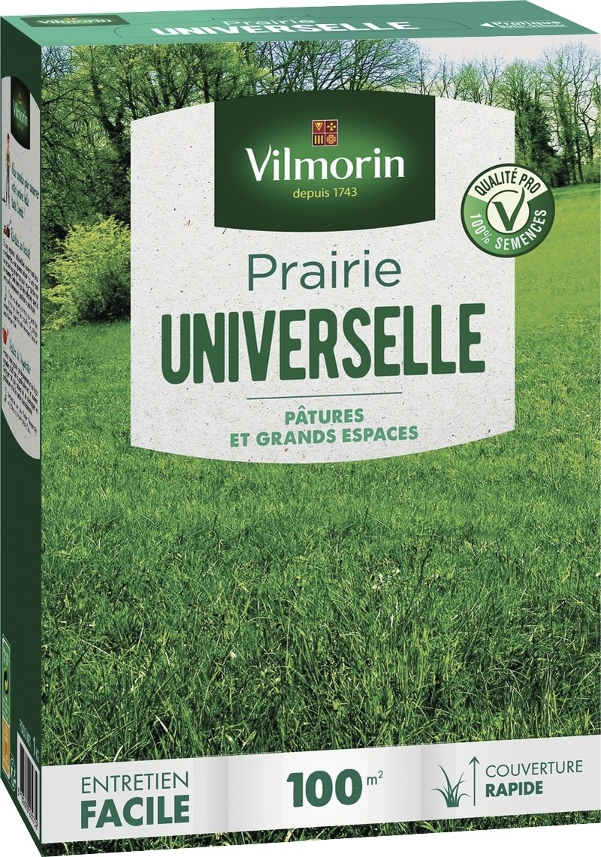 prairie universelle patures grands espaces vilmorin pelouse graine semence boite - Voir en grand