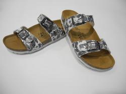 Mules GOLDSTAR modèle : DIAMS - Chaussures, sandales,nus-pieds filles - BAMBINOS - Voir en grand