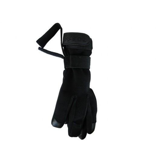porte gants toe concept ou red label cordura GK avec système de passants à velcro - Voir en grand